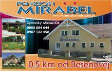 Penzión Mirabel;