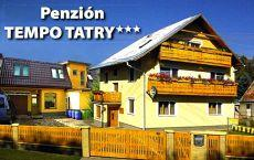 Penzión Tempo Tatry;